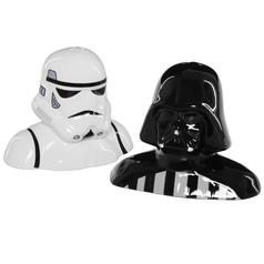 Darth Vader and Stormtrooper Salt and Pepper Shaker