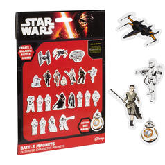 Star Wars Episode VII Fridge Magnets