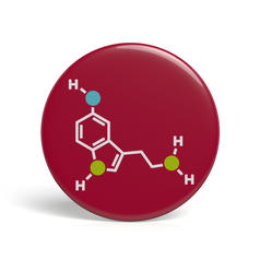 Geek Pin Serotonin