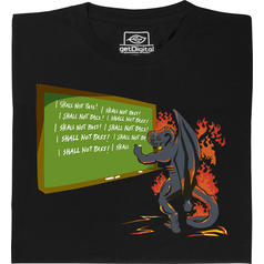 Balrog Shall Not Pass T-Shirt