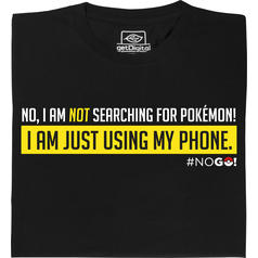 No Go T-Shirt