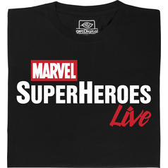 Marvel SuperHeroes live T-Shirt