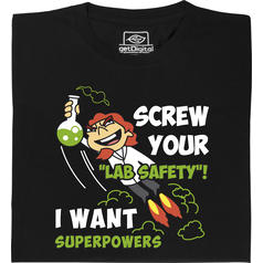 I want superpowers