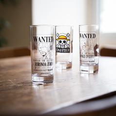 One Piece Glas Set