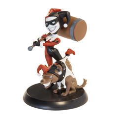 DC Comics Q-Fig Figure Harley Quinn