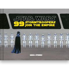 Star Wars - 99 Stormtroopers Join the Empire