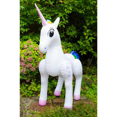Life Size Inflateable Unicorn