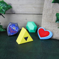 The Legend of Zelda Stress Toys