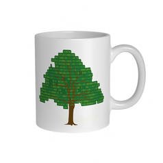 Binary Tree Mug