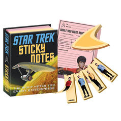 Star Trek TOS Sticky Notes