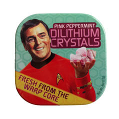 Star Trek Dilithium Crystals Peppermints