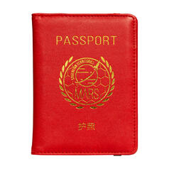 RFID Passport Cover Territories of Mars