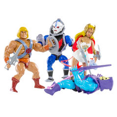 Vintage Masters of the Universe Wave 1