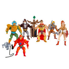 Masters of the Universe Wave 2