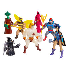 Masters of the Universe Wave 4