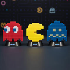 Pac-Man Icon Lights