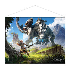 Gaming Wall Scroll Horizon Zero Dawn