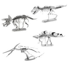 Metal Earth Dinosaur 3D Construction Kit