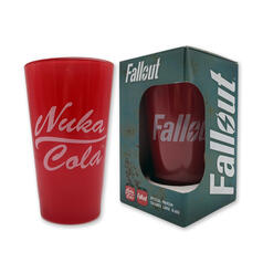 Fallout Glass Nuka Cola