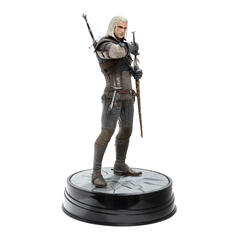 The Witcher 3 Heart of Stone Geralt Deluxe Collectible Figure