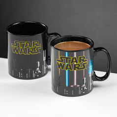 Star Wars Weapons XL Colour Changing Mug