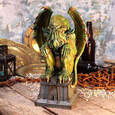 Cthulhu Statue Designed by James Ryman