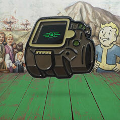 Fallout Pip-Boy Limited Edition Pin Badge