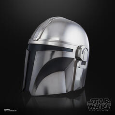Star Wars The Mandalorian Helmet Replica