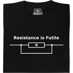 Resistance is futile V3 T-Shirt