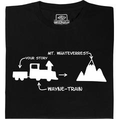 Wayne-Train T-Shirt