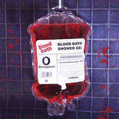 Blood Bath Shower Gel