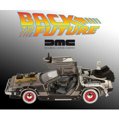 DeLorean Model Back to the Future III