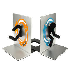 Portal Bookends
