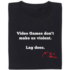 Video games do not make us violent