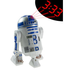 Star Wars Alarm Clock R2-D2