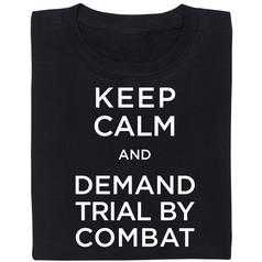 Game of Thrones Trial by Combat