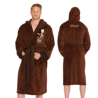 Marvel Guardians of the Galaxy Groot Bathrobe