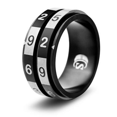 D100 Die Ring for RPG and Tabletop