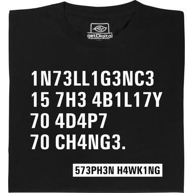 Intelligence - Stephen Hawking Quote
