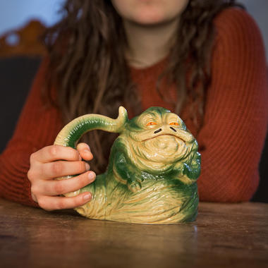 Star Wars Jabba the Hutt 3D Mug