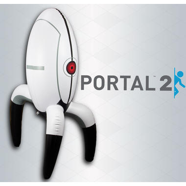 Portal 2 Full Size Inflatable Turret